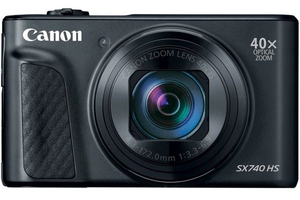cameras for beginners canon powershot sx740 hs