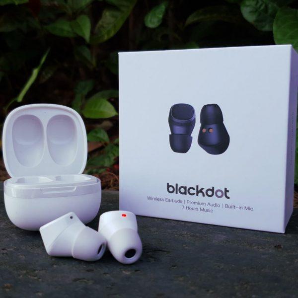 blackdot pro wireless earbuds