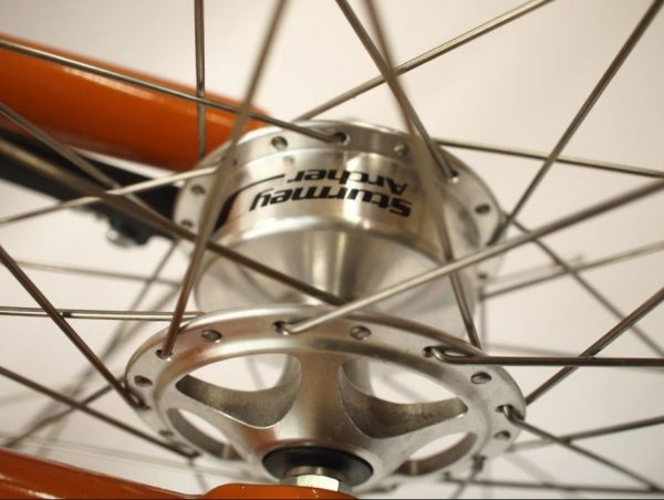 drum brakes city bikes singapore