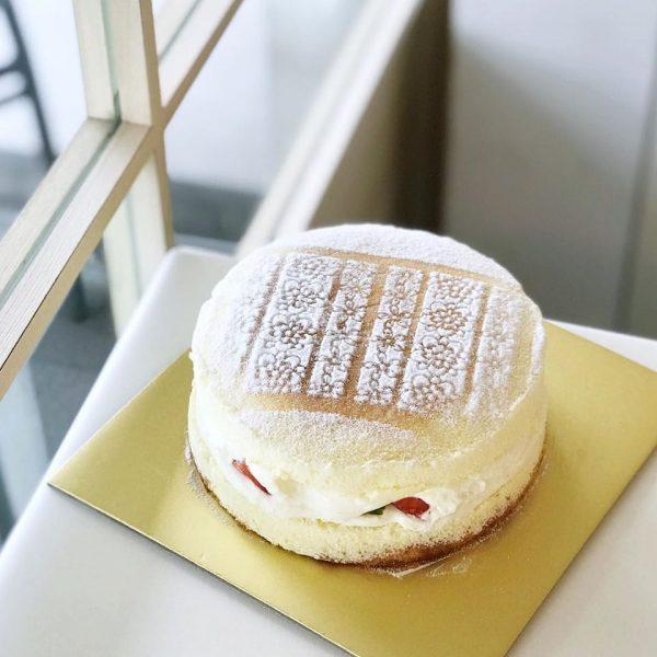 21st birthday cake singapore lemon souffle cake