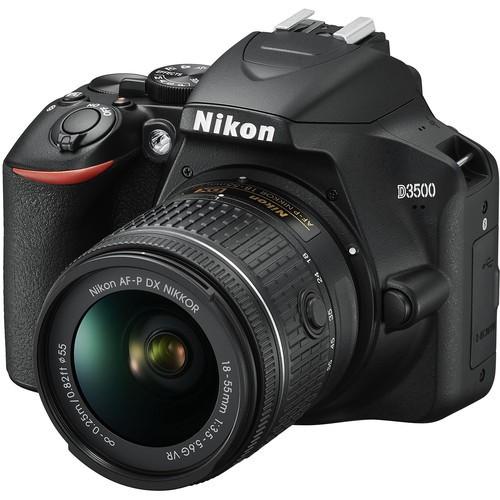 cameras for beginners nikon d3500