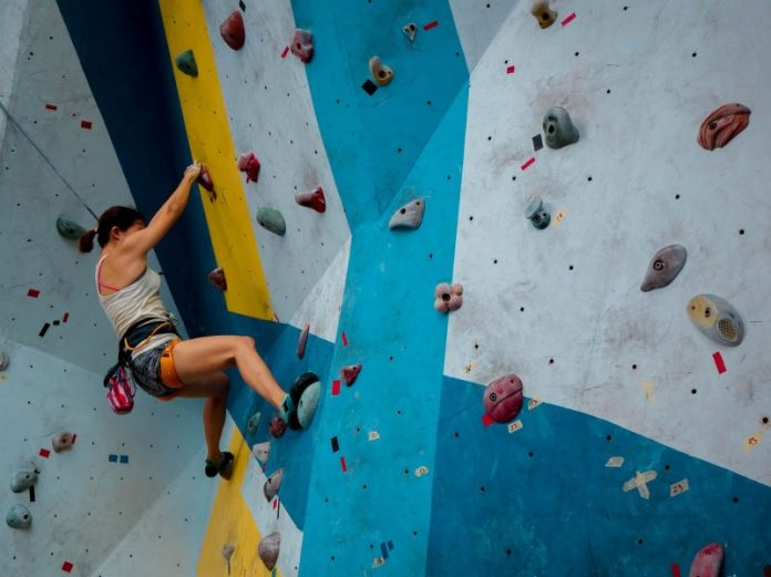 rock climbing for beginners guide