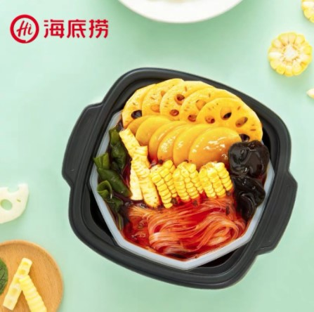 self heating hot pot steamboat at home