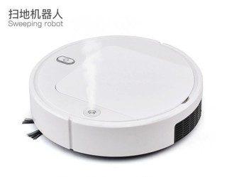 jallen gabor 3-in-1 robotic vacuum cleaner humidifier white