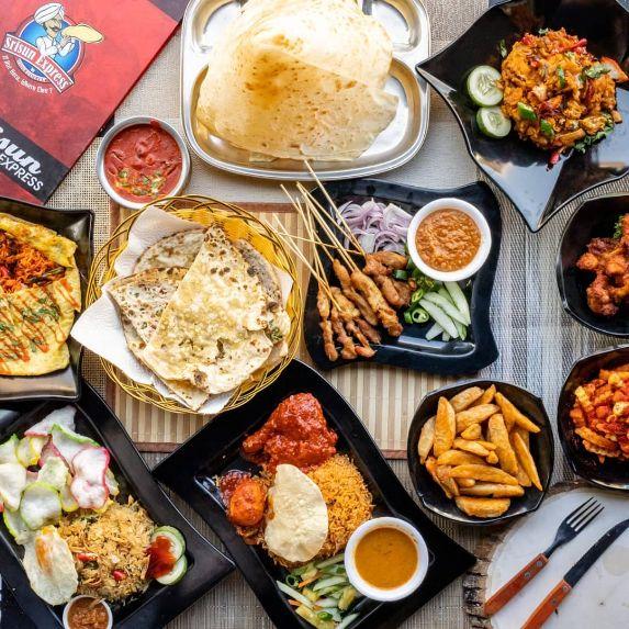 srisun express best biryani in singapore