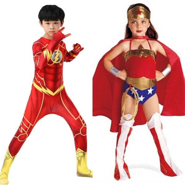 superhero kids halloween costume idea