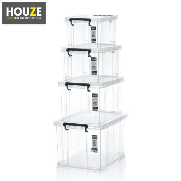how to organise kitchen houze storage boxes many sizes to hold big kitchen appliances and tools