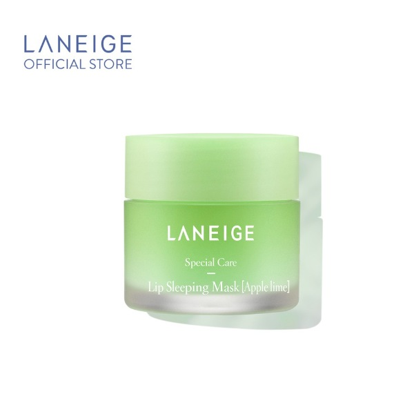 best laneige product lip sleeping mask dry lips apple lime green