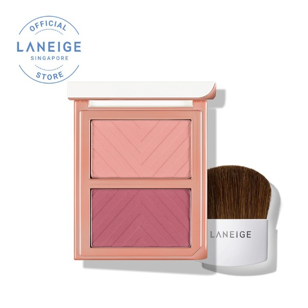 best laneige product rose collection ideal blush duo no.7 mute rose