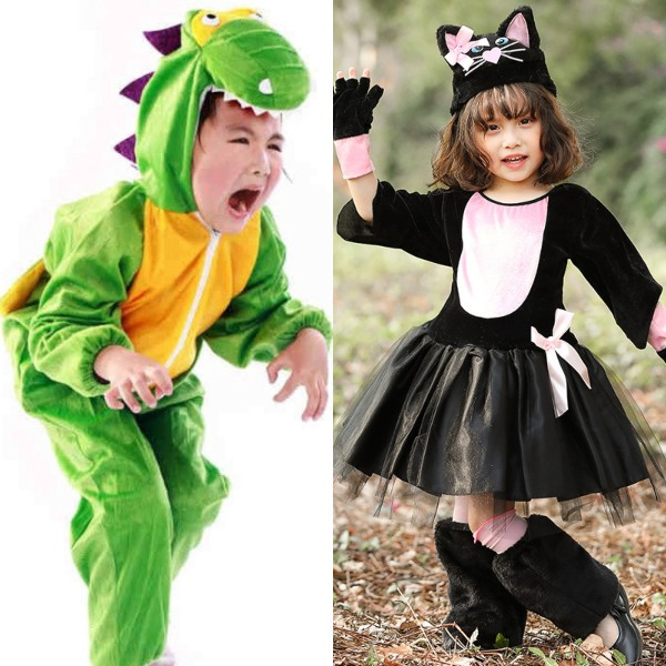 animal kids halloween costume idea