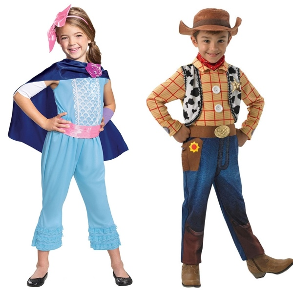 toy story kids halloween outfit idea