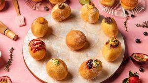 Sourbombe Bakery Masterchef Singapore best donuts