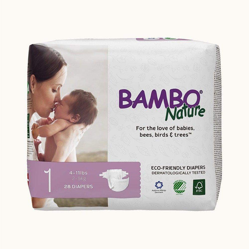 bambo nature best newborn diapers singapore