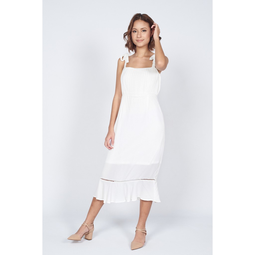blair wears white dress best blog shops singapore