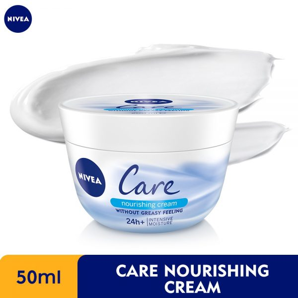nivea body care cream