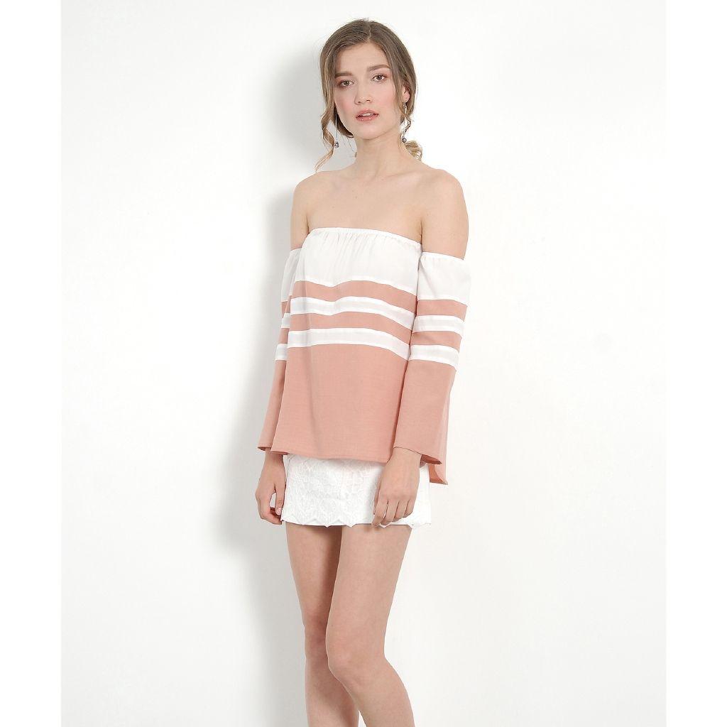 her velvet case bonzai off shoulder top best blog shops singapore