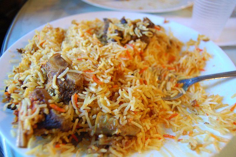 makanan bollywood best nasi briyani singapore