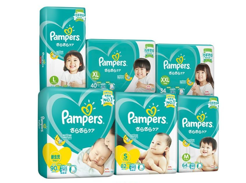 pampers baby dry newborn best overnight diapers singapore