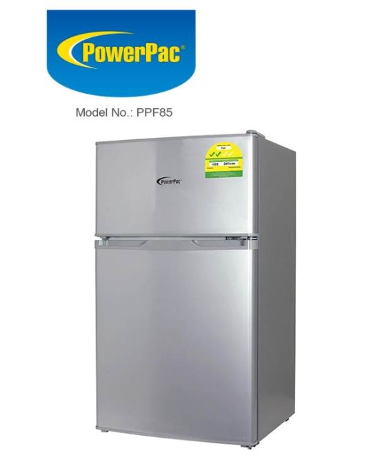 powerpac 2 door mini bar fridge mini fridge singapore