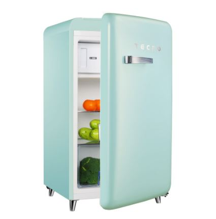 tecno retro bar fridge mini fridge singapore