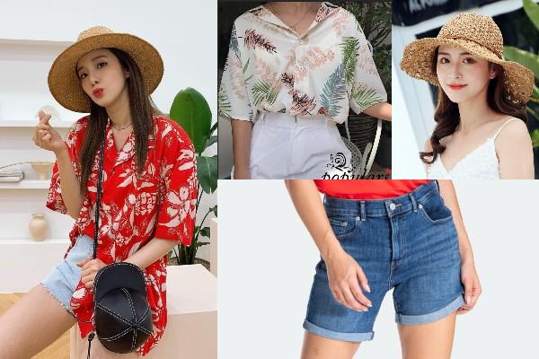 how to style oversized shirt female sandara park 2ne1