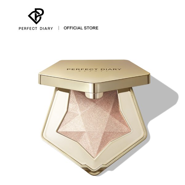 perfect diary review star dust diamond highlighter