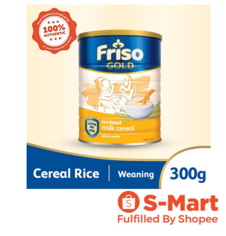 Friso Gold Rice Cereal