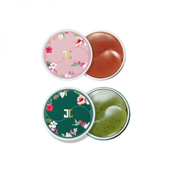 jayjun roselle tea eye gel patch daily skincare routine steps