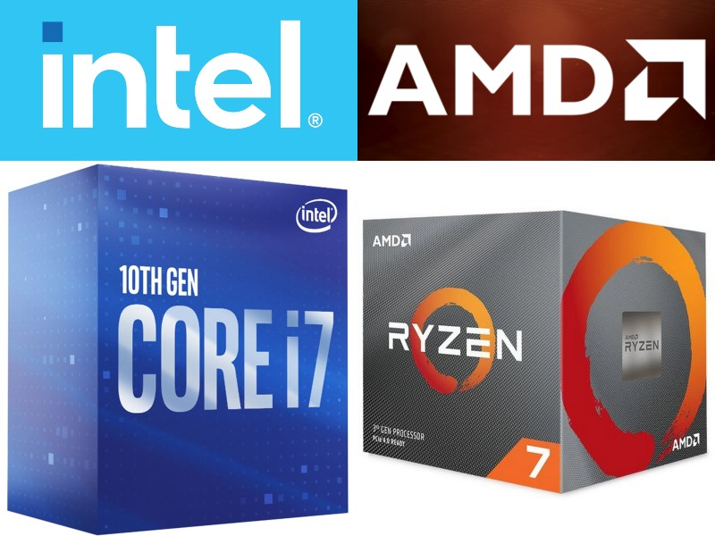 Amd Vs Intel The Best Cpus For Optimal Gaming