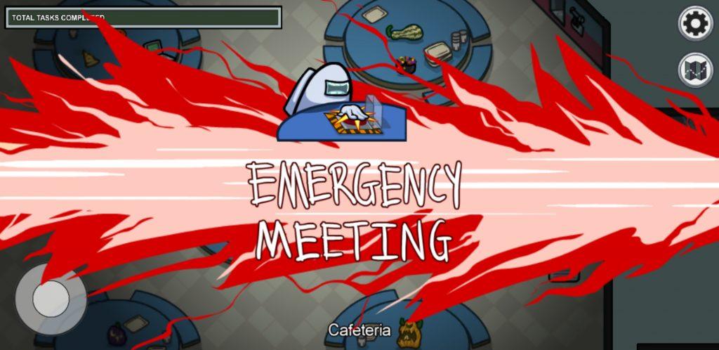 among us emergency meeting how to play among us