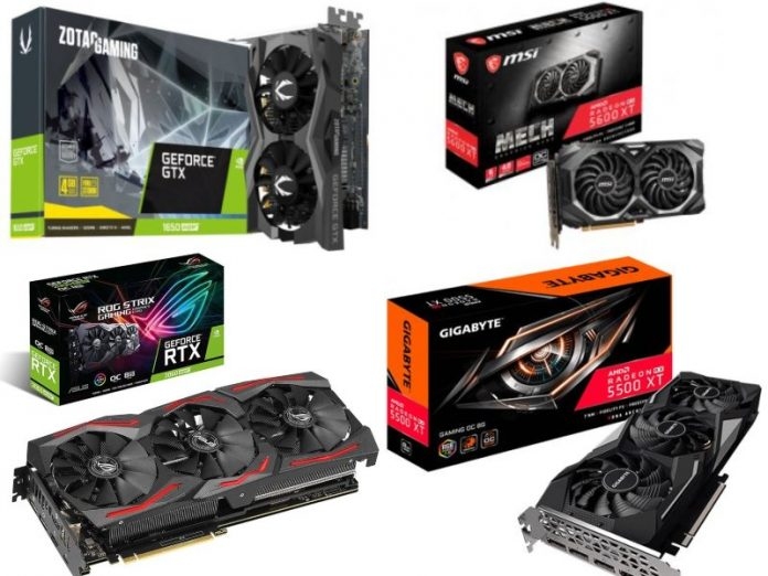 best graphics card collage