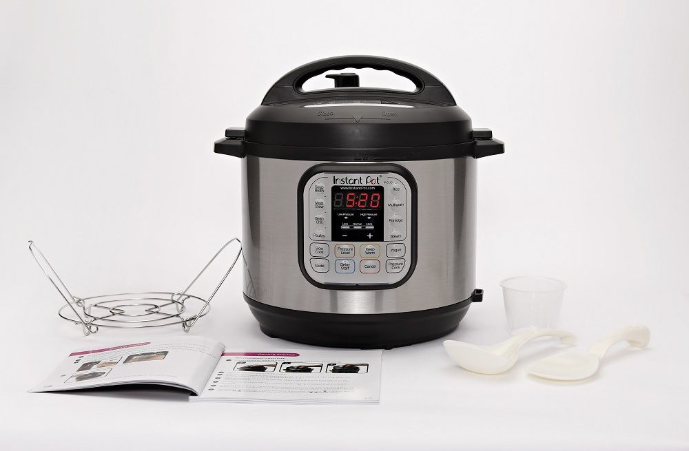 instant pot duo 7-in-1 multi-use pressure cooker best multi cooker singapore