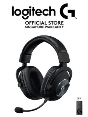 logitech g pro x lightspeed wireless logitech gaming headset