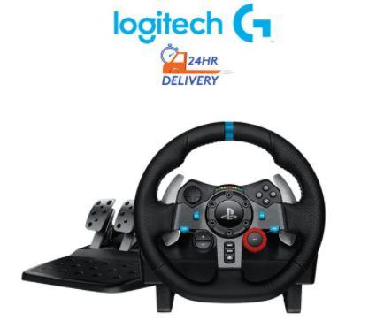 logitech g29 driving force logitech gaming racing wheel