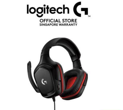 logitech g331 logitech gaming headset