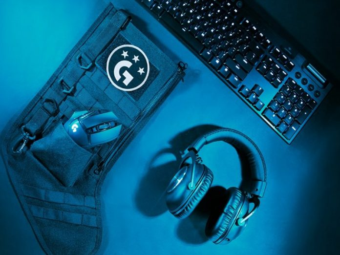 logitech gaming accessories featured image