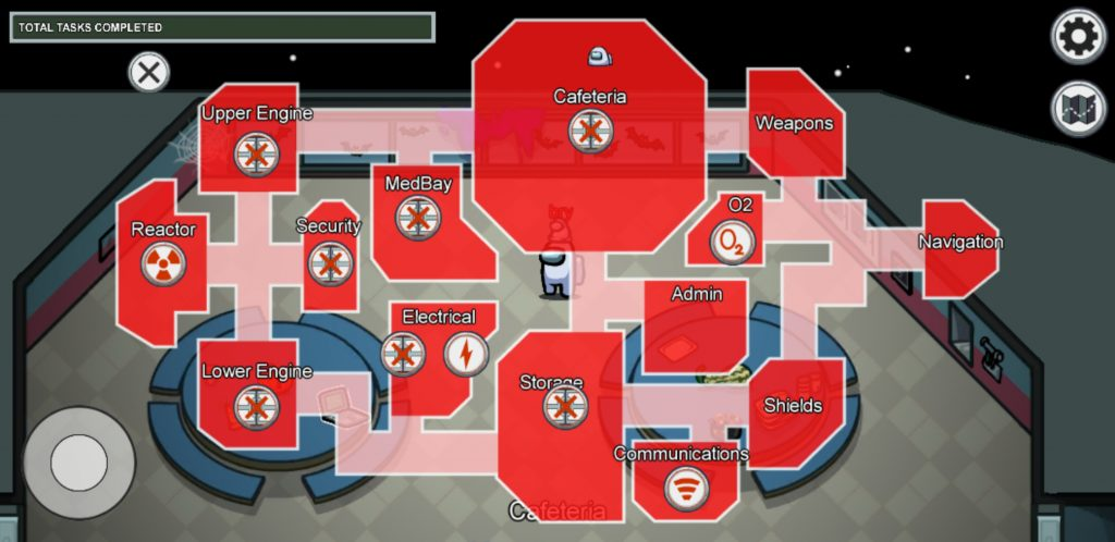 sabotage map how to play amon gus