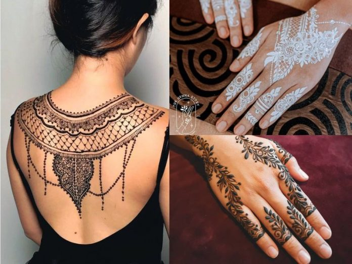 unique deepavali henna designs singapore 2020