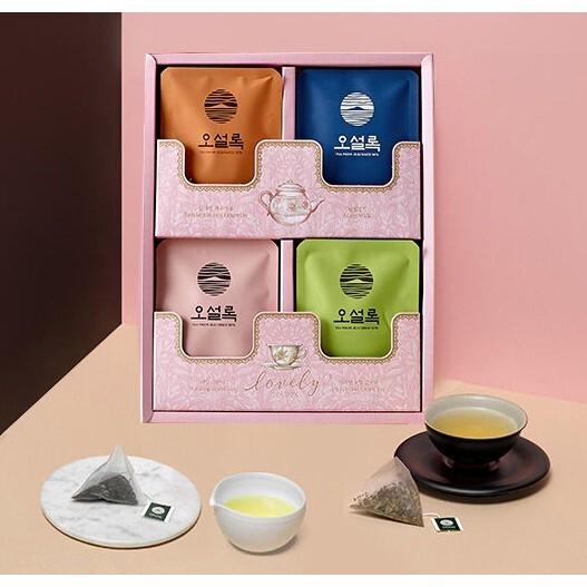 christmas gift guide osulloc lovely tea box jeju korea