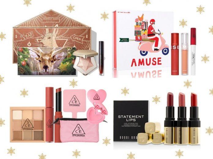best christmas makeup gift sets singapore 3ce perfect diary amuse bobbi brown