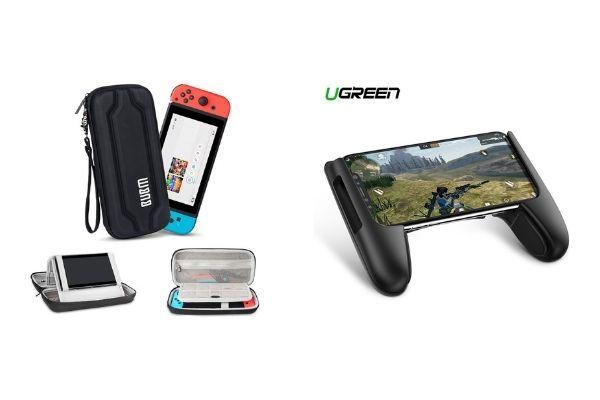 nintendo switch case and gamepad secret santa gift ideas