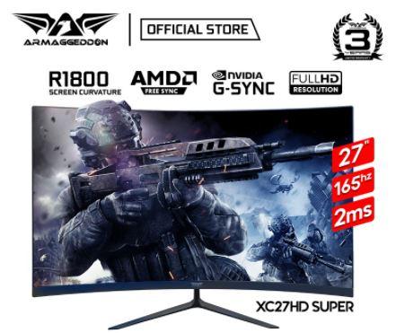 xc27hd super gaming brand