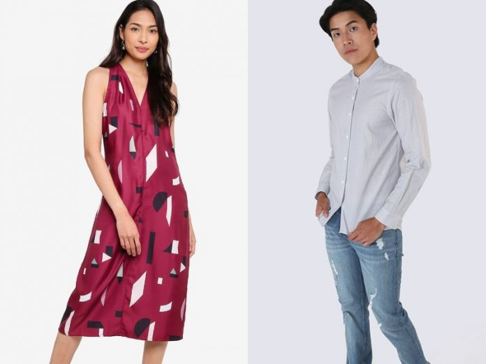 chinese new year clothes cny outfit 2021 zalora denizen women men budget $50
