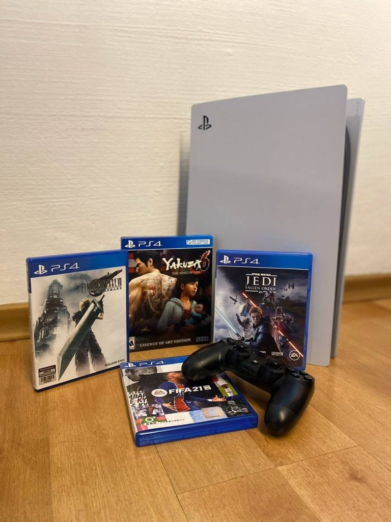 backwards compatibility ps5 review
