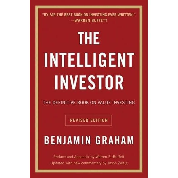 the intelligent investor best book to read