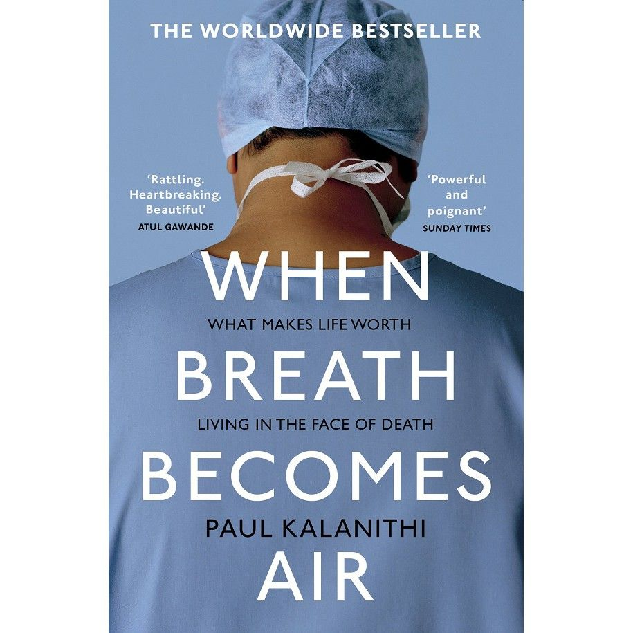 when breath becomes air best books to read