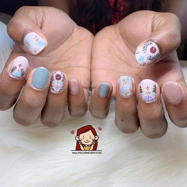 nailmachineservices home based nail salon singapore bedok