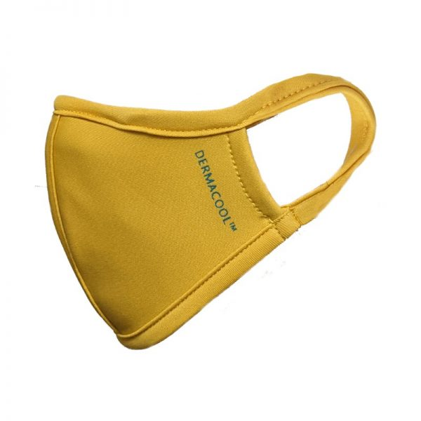 feng shui colours dog dermacool shield mask sunflower yellow