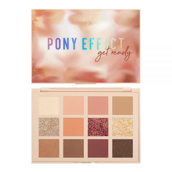 pony effect get ready with me shadow palette
