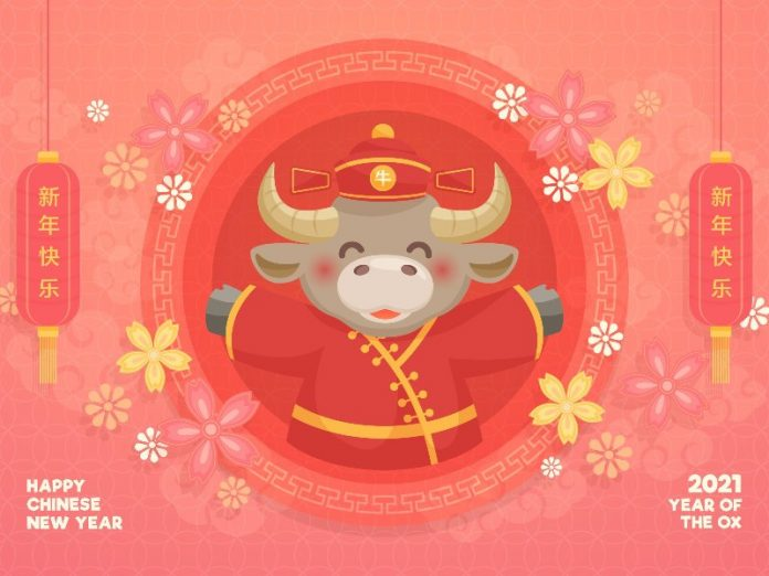 chinese zodiac 2021 year of the ox chinese new year